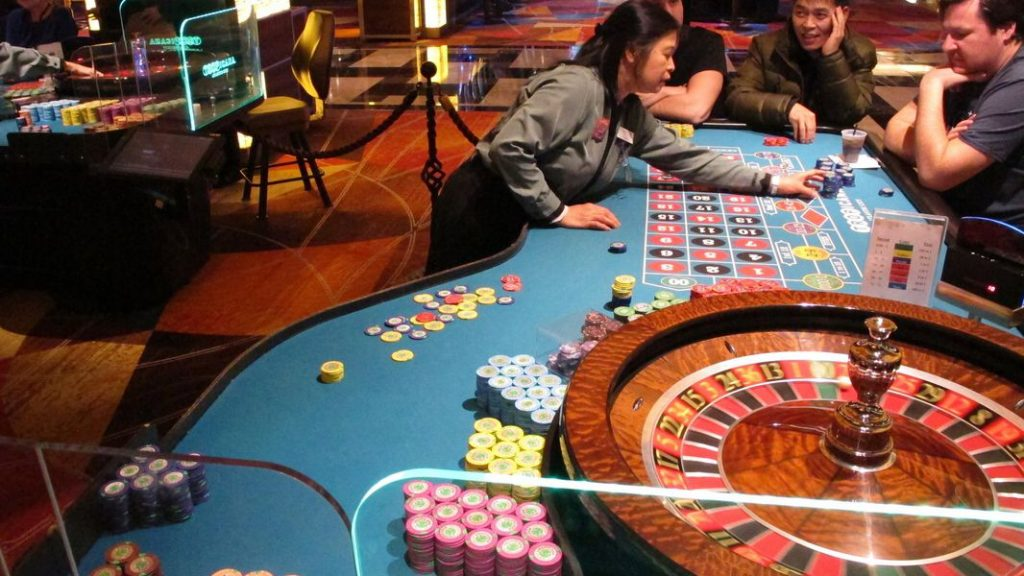 Eight Causes Casino Is A Waste Of Time
